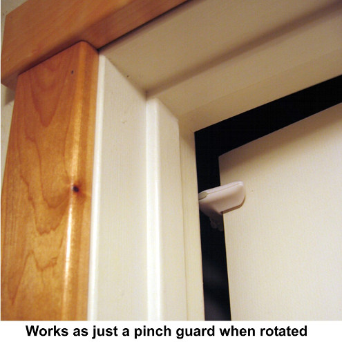 Childproof Door Lock