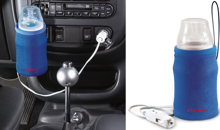 Baby Bottle Warmer For Your Car