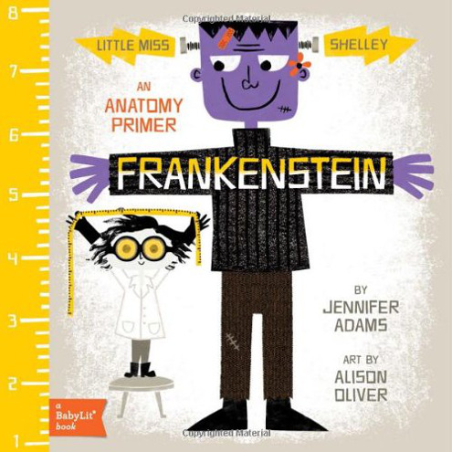 Frankenstein Baby Book