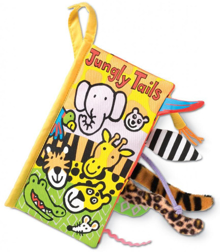 Jellycat Soft Books