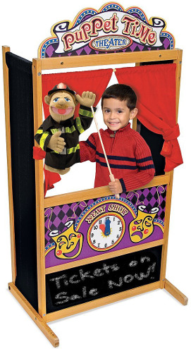 Kids Puppet Theaters