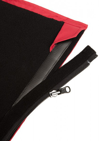 Removable Zippers