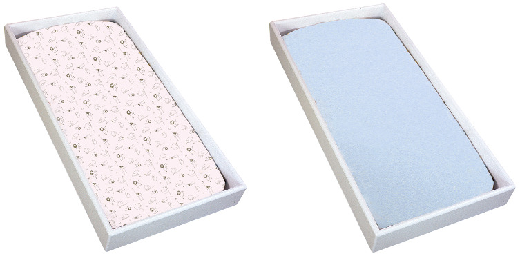 Kushies Flannel Change Pad Sheets