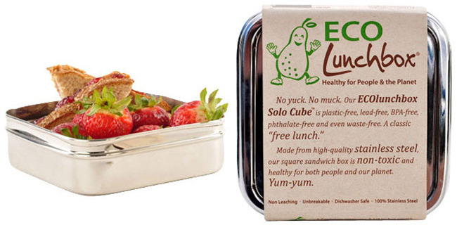 Plastic Free - Stainless Steel Food Container