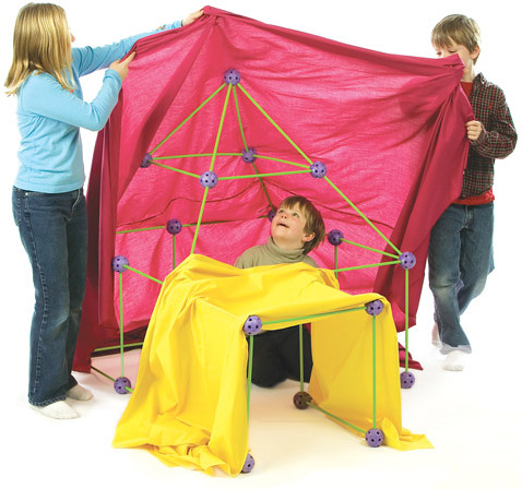 Crazy Forts Construction Kit