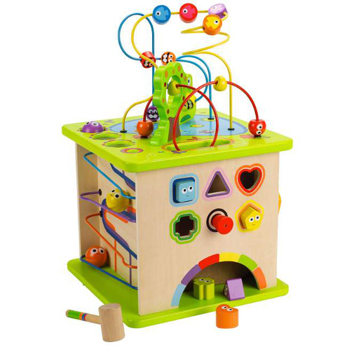Hape Play Cube