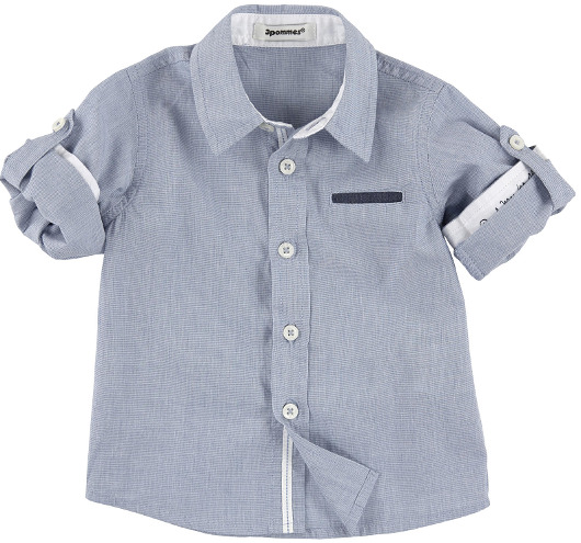 3 Pomme Spring Summer 2015 - Dress Shirt