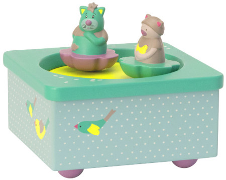 """Moulin Roty Music Box """"Les Pachats"""""""