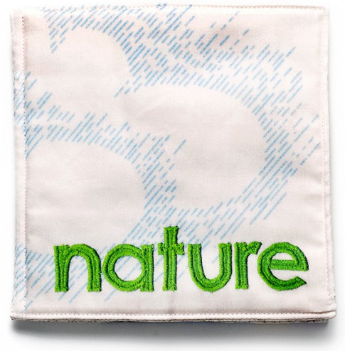 Nature Cloth Book