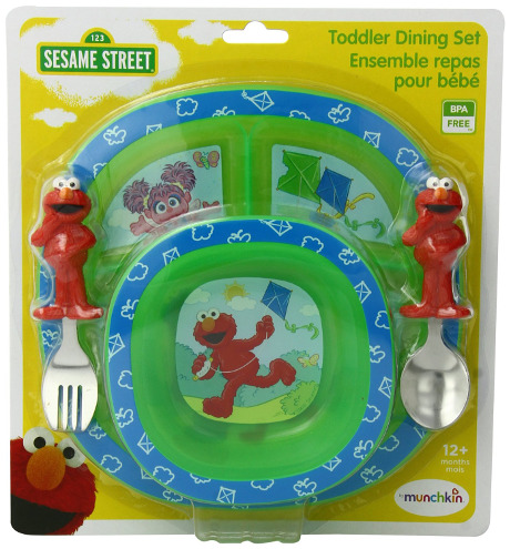 Sesame Street Dining Sets