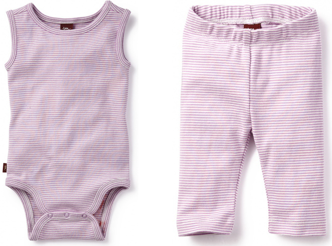 Tea Essentials for Baby - Summer 2015