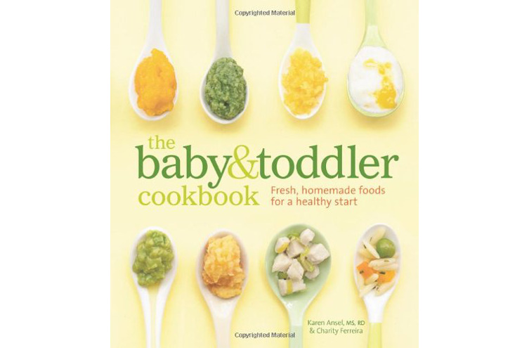 Baby and Toddler Cookbooks