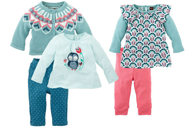 Baby Girl Clothing Set