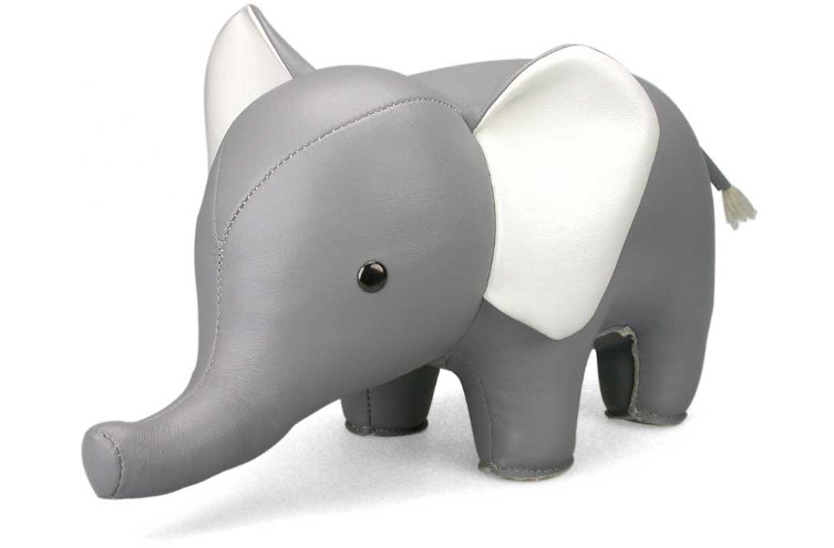 Zuny Elephant Bookend