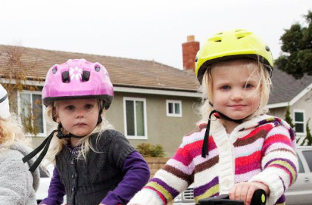 Joovy Kids Bike Helmet