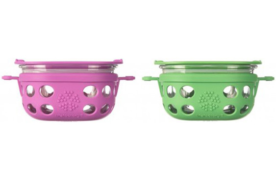 Glass Baby Food Containers