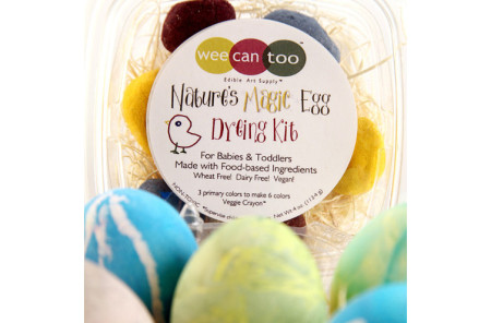 Natural Egg Dyeing Kit