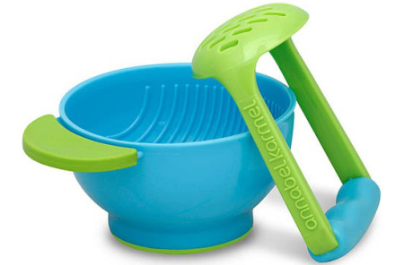 NUK Mash & Serve Bowl