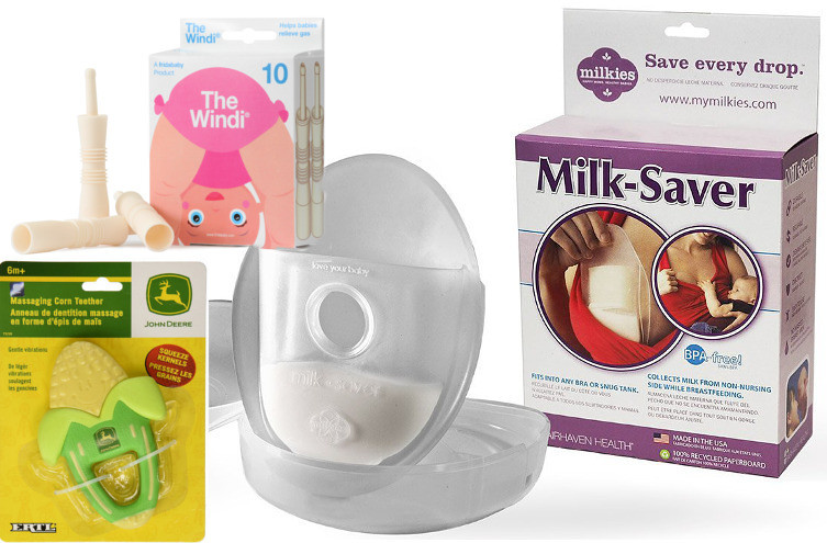 Slightly Weird Baby Products