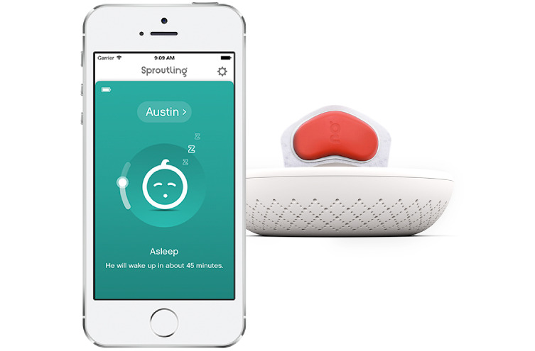 Sproutling Baby Monitor