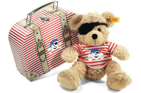 Steiff Fynn Teddy Bear Pirate
