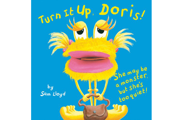 Turn It Up, Doris! Puppet Pop Ups Books