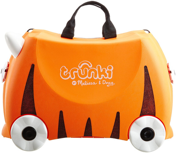Melissa & Doug Trunki Ride-On Luggage