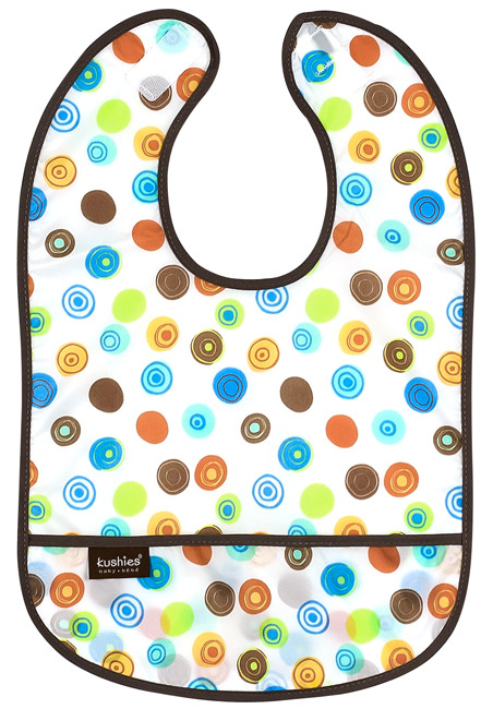 Kushies Waterproof Bib